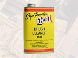 1 Shot - Brush Cleaner 4004 - 946 ml