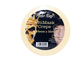 Flake King - Ultimask Crepe Tape - 24 mm