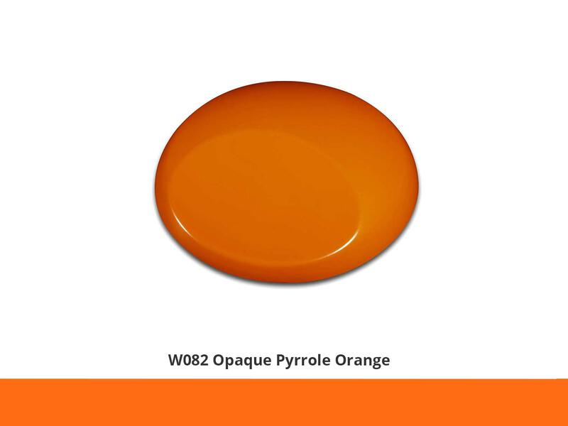 Wicked Colors - W082 Opaque Pyrrole Orange - 120 ml
