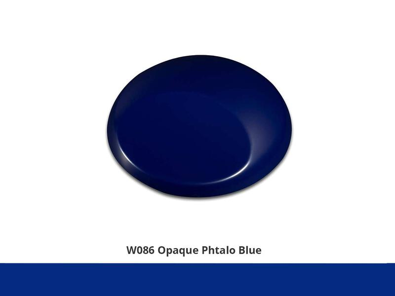 Wicked Colors - W086 Opaque Phthalo Blue - 120 ml