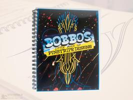 Bobbos Book of Pinstriping Design