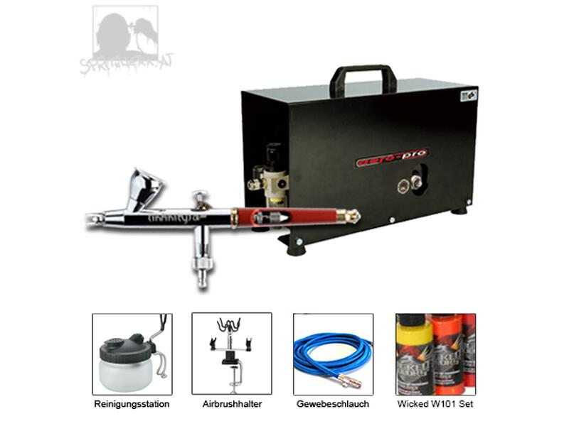 Airbrush - Ultimate Set