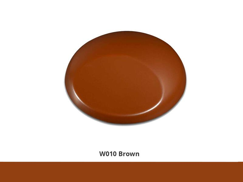 Wicked Colors - W010 Brown - 60 ml