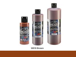 Wicked Color Airbrushfarbe im Farbton W010 Brown.