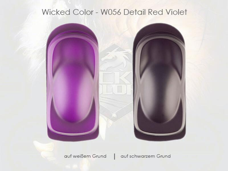 Wicked Colors - W056 Detail Red Violet - 60 ml