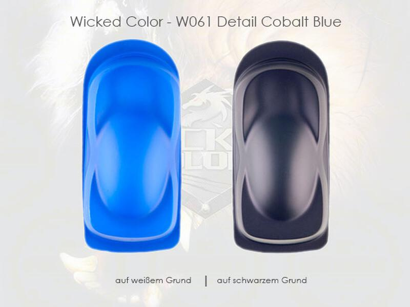 Wicked Colors - W061 Detail Cobalt Blue - 60 ml