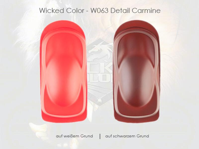 Wicked Colors - W063 Detail Carmine - 60 ml
