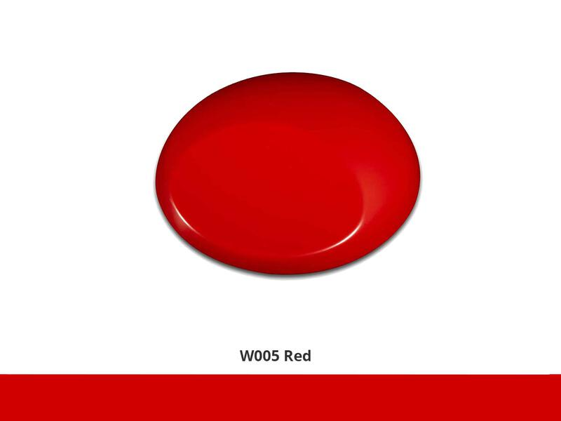 Wicked Colors - W005 Red - 480 ml