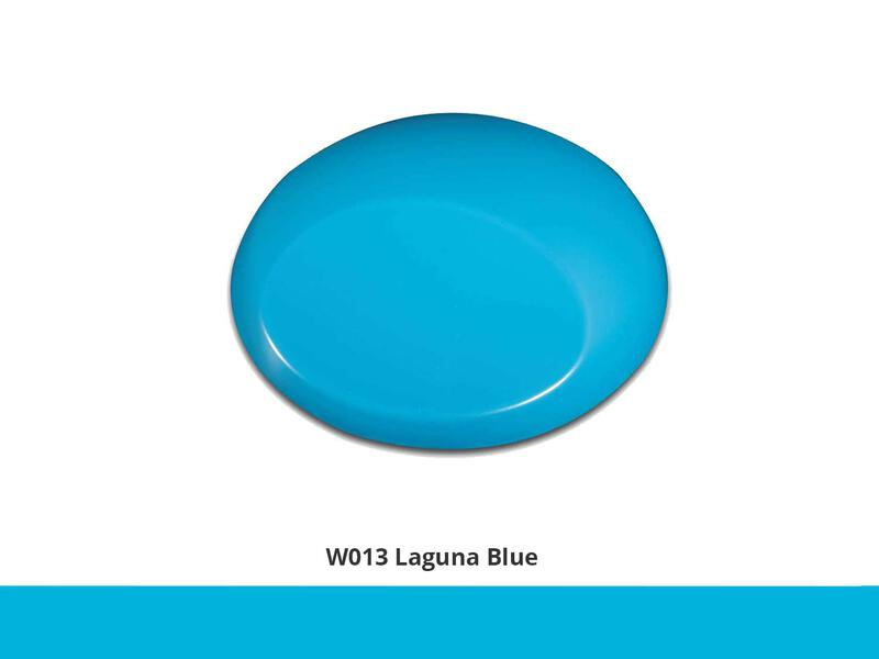Wicked Colors - W013 Laguna Blue - 480 ml