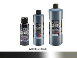Wicked Color Airbrushfarbe im Farbton W300 Pearl-Black.