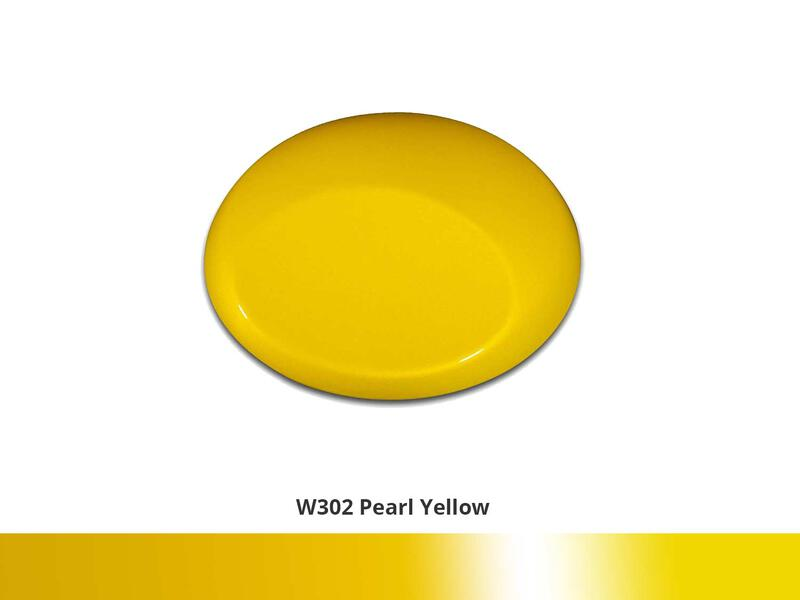 Wicked Colors - W302 Pearl Yellow - 60 ml