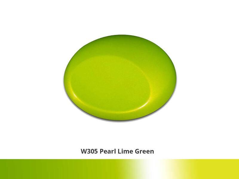 Wicked Colors - W305 Pearl Lime Green - 60 ml