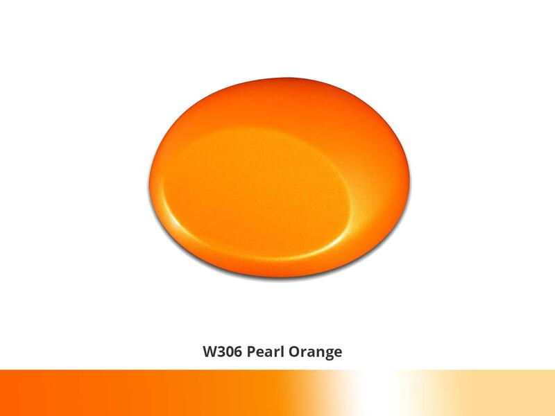 Wicked Colors - W306 Pearl Orange - 60 ml