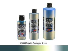 Wicked Color Airbrushfarbe im Farbton W353 Fastback-Green.