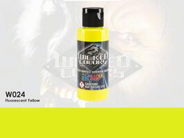 Wicked Colors - W024 Fluorescent Yellow - 60 ml