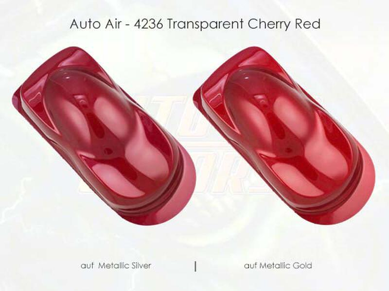 Auto Air - 4236 Transparent Cherry Red - 120 ml