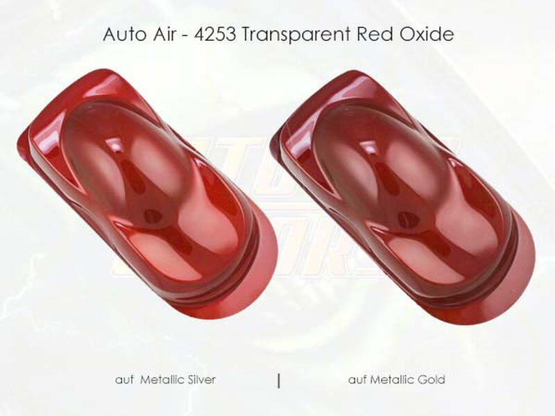 Auto Air - 4253 Transparent Red Oxide - 120 ml