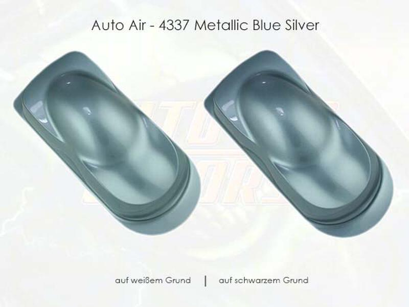 Auto Air - 4337 Metallic Blue Silver - 120 ml