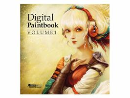 Digital Paintbook - Volume 1