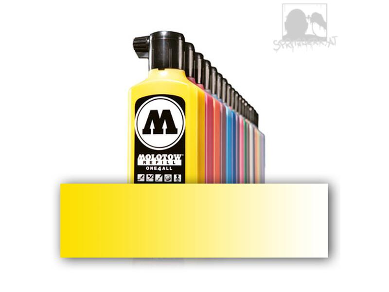 Molotow One 4 All - Zinkgelb - 180 ml