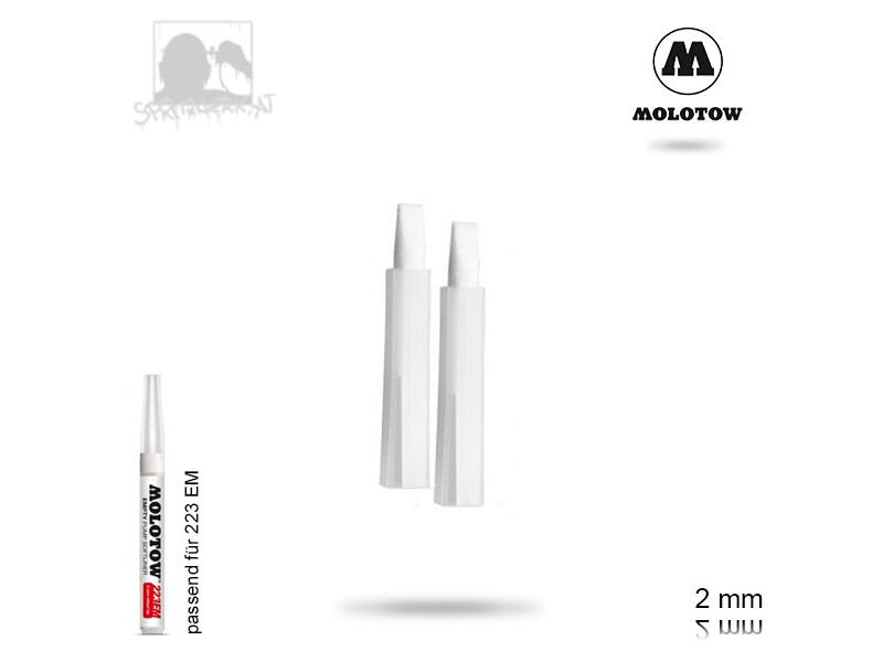Molotow - Chisel Tip - 1 mm
