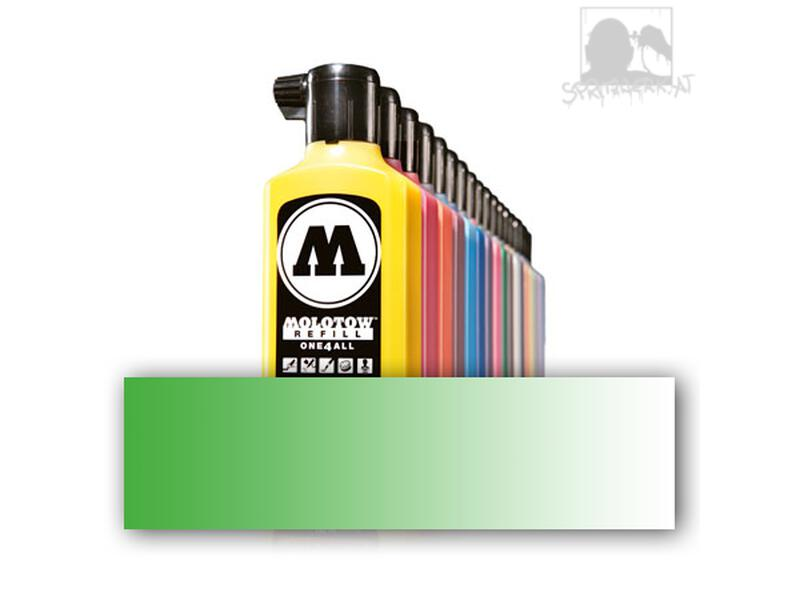 Molotow One 4 All - Kakao 77 green - 180 ml