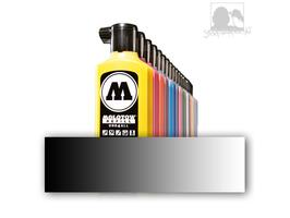 Molotow One 4 All - Signalschwarz - 180 ml