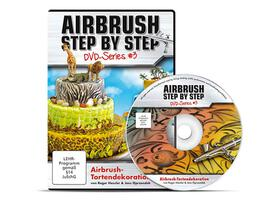 ASBS DVD Series 3 - Airbrush Tortendekoration
