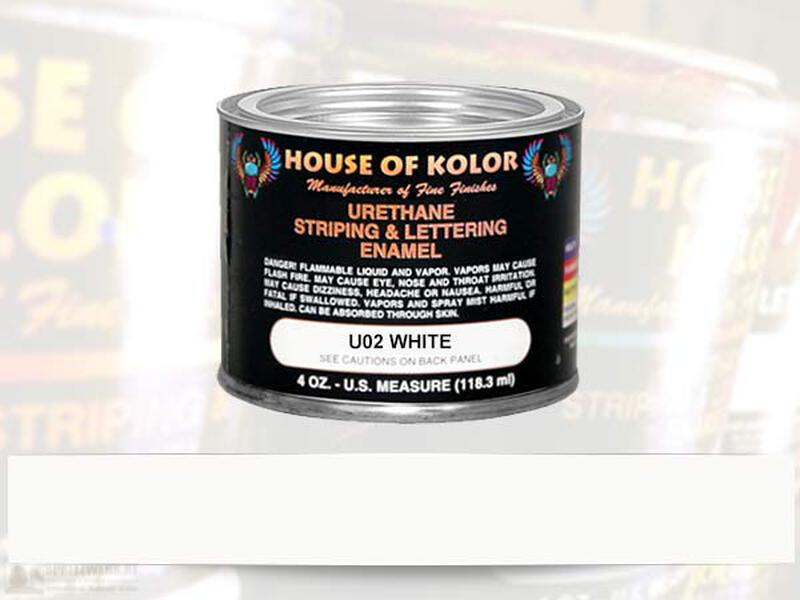 HOK Striping Color - U02 White - 118 ml