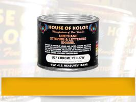 HOK Striping Color - U07 Chrome Yellow - 118 ml