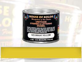 HOK Striping Color - U25 Bright Yellow - 118 ml