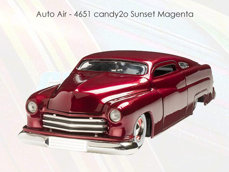 Auto Air - Candy2o - 4651 Sunset Magenta - 240 ml