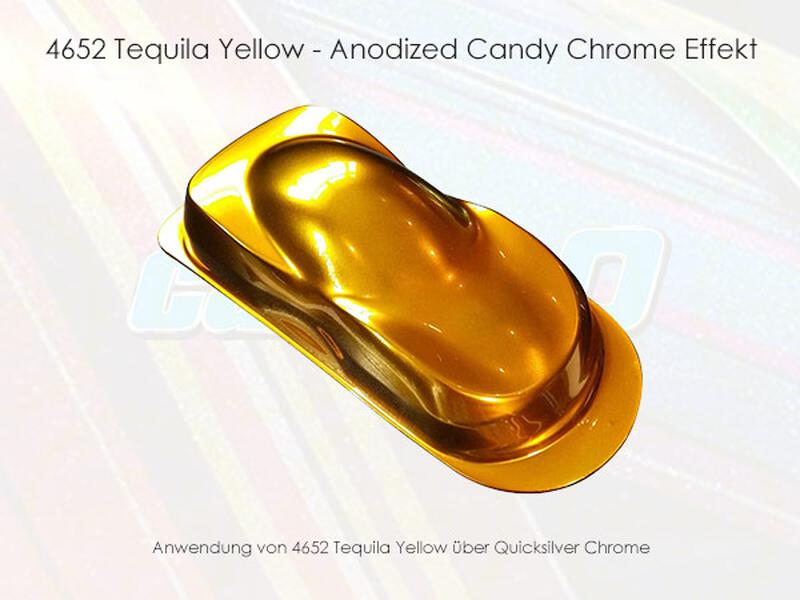 Auto Air - Candy2o - 4652 Tequila Yellow - 120 ml