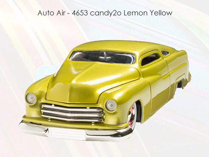 Auto Air - Candy2o - 4653 Lemon Yellow - 120 ml
