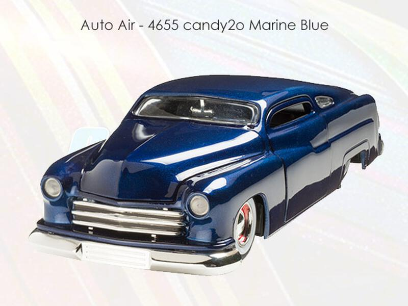 Auto Air - Candy2o - 4655 Marine Blue - 960 ml