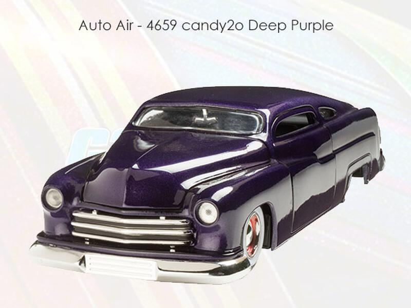 Auto Air - Candy2o - 4659 Deep Purple - 960 ml