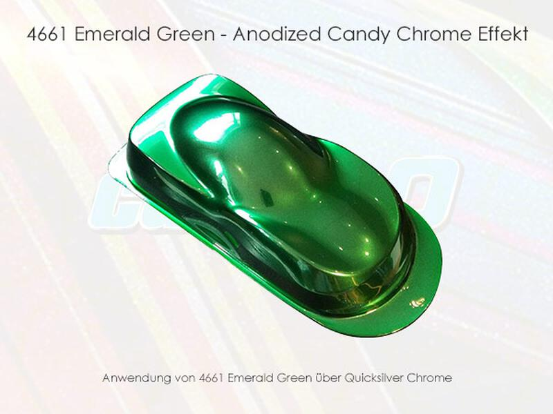 Auto Air - Candy2o - 4661 Emerald Green - 480 ml
