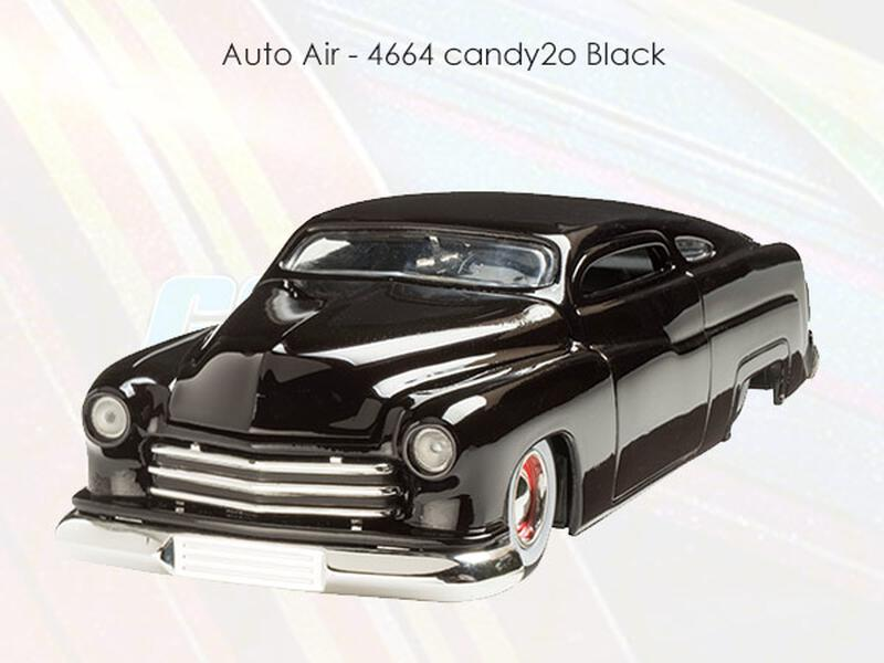 Auto Air - Candy2o - 4664 Black - 120 ml