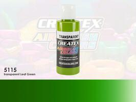 Createx Airbrush Colors im Farbton 5115 Transparent Leaf...