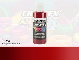Createx Airbrush Colors im Farbton 5124 Transparent Deep Red