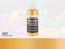 Createx Airbrush Colors im Farbton 5307 Pearl Satin Gold