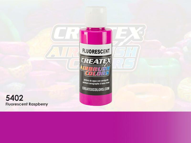 Createx Airbrush Colors im Farbton 5402 Fluorescent Raspberry