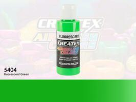 Createx Airbrush Colors im Farbton 5404 Fluorescent Green