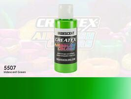 Createx Airbrush Colors im Farbton 5507 Iridescent Green