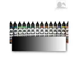 Molotow One 4 All - Signalschwarz - 30 ml