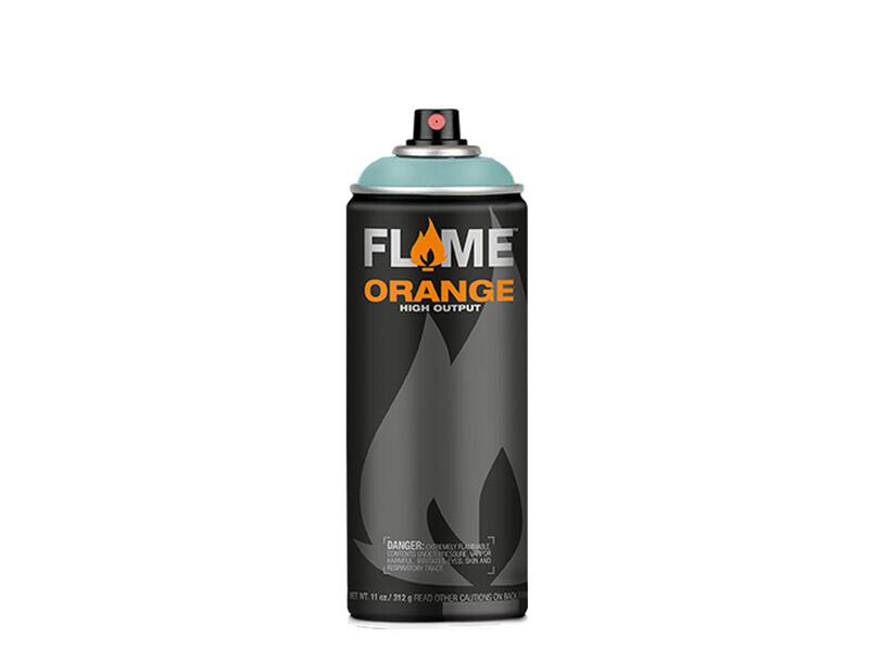 Molotow Flame Orange Spraydose - Farbton grünspan hell