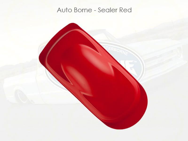 Auto Borne Sealer - 6006 Red