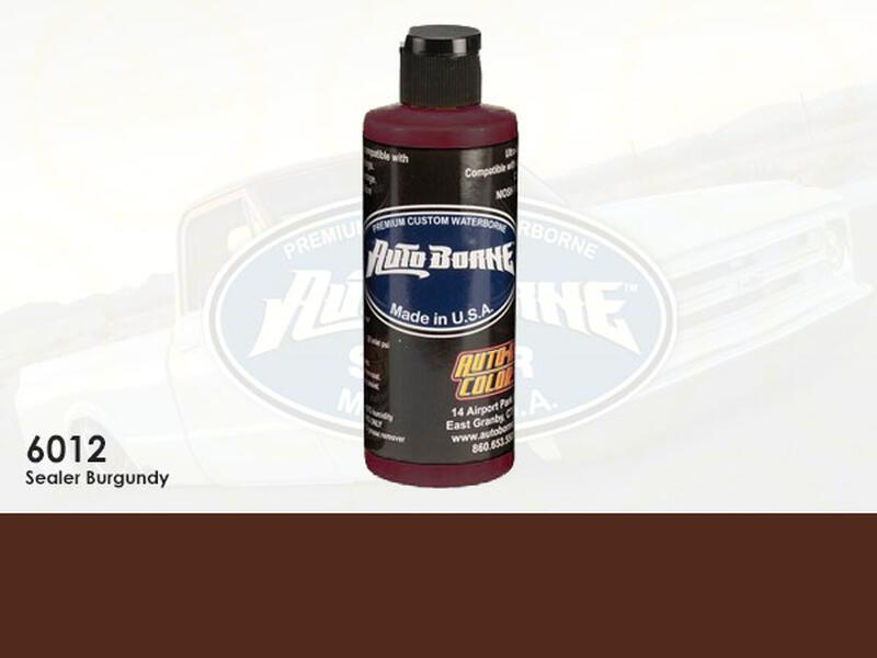 Auto Borne Sealer - 6012 Burgundy - 120 ml