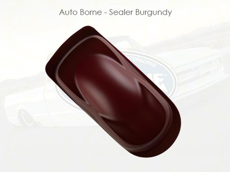 Auto Borne Sealer - 6012 Burgundy - 480 ml
