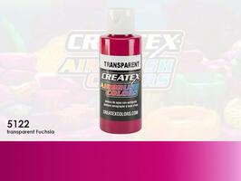 Createx Airbrush Colors im Farbton 5122 Transparent Fuchsia